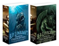 Chronik des Cthulhu-Mythos I von Lovecraft,  H. P.
