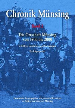 Chronik Münsing, Band 2 von Bernwieser,  Johannes