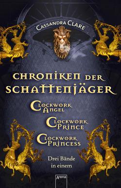 Chroniken der Schattenjäger (1-3) von Clare,  Cassandra, Fritz,  Franka, Koop,  Heinrich