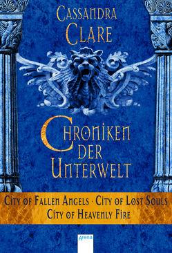 Chroniken der Unterwelt (4-6) von Clare,  Cassandra, Fritz,  Franca, Koop,  Heinrich