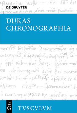 Chronographia von Dukas, Reinsch,  Diether Roderich, Reinsch-Werner,  Ljuba H.