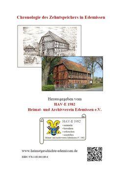 Chronologie des Zehntspeichers in Edemissen von Beck,  Franz-Josef