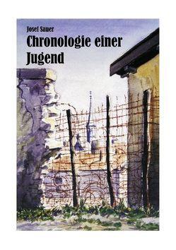 Chronologie einer Jugend von Sauer,  Josef