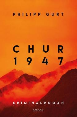 Chur 1947 (orange) von Gurt,  Philipp