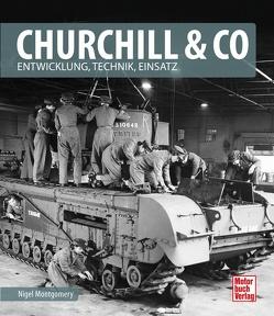 Churchill & Co von Montgomery,  Nigel