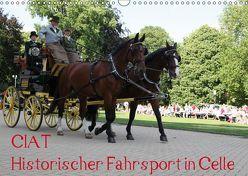 CIAT – Historischer Fahrsport in Celle (Wandkalender 2019 DIN A3 quer) von Buchverlag,  Hanseatischer