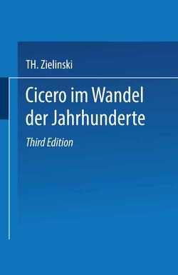 Cicero von Zielinski,  Th.