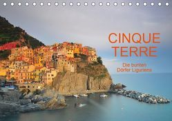 Cinque Terre – die bunten Dörfer Liguriens (Tischkalender 2019 DIN A5 quer) von Ratzer,  Reinhold