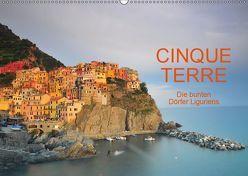 Cinque Terre – die bunten Dörfer Liguriens (Wandkalender 2019 DIN A2 quer) von Ratzer,  Reinhold