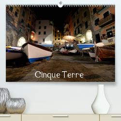 Cinque Terre (Premium, hochwertiger DIN A2 Wandkalender 2021, Kunstdruck in Hochglanz) von Aigner,  Matthias