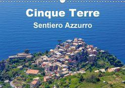 Cinque Terre Sentiero Azzurro (Wandkalender 2019 DIN A3 quer) von Lupo,  Giuseppe