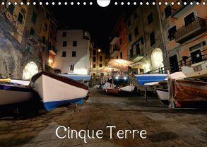 Cinque Terre (Wandkalender 2018 DIN A4 quer) von Aigner,  Matthias