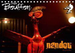 Cirque Bouffon NANDOU (Tischkalender 2019 DIN A5 quer) von Elbing,  André
