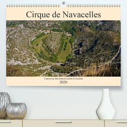 Cirque de Navacelles – Canyon in den französischen Cevennen (Premium, hochwertiger DIN A2 Wandkalender 2020, Kunstdruck in Hochglanz) von LianeM