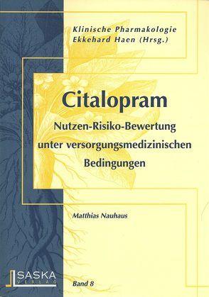 Citalopram von Haen,  Hartwig de, Nauhaus,  Matthias