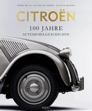 Citroën von Bellu,  Serge, de Serres,  Olivier, Reisser,  Sylvain