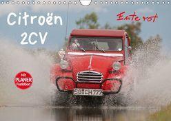 Citroën 2CV – Ente rot (Wandkalender 2019 DIN A4 quer) von Bölts,  Meike