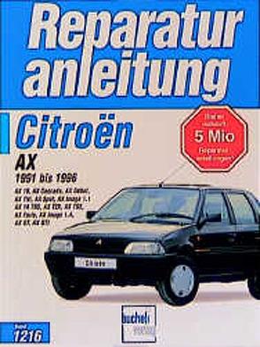 Citroen AX 1991 bis 1996
