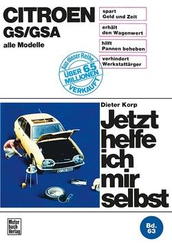 Citroen GS/GSA von Korp,  Dieter