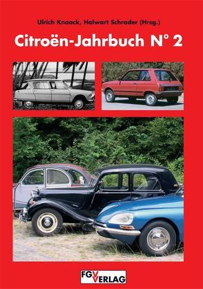 Citroen-Jahrbuch N°2