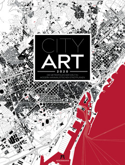 City Art – Metropolen im Schwarzplan-Design 2020
