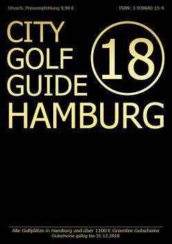 City Golf Guide 2018 von Puscher,  Frank