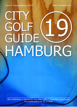 City Golf Guide 2019 von Puscher,  Frank