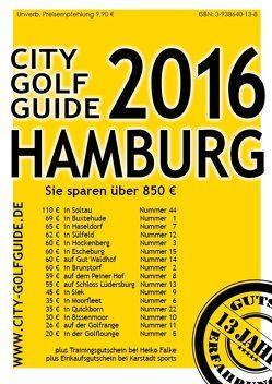 City Golf Guide Hamburg 2016 von Puscher,  Frank