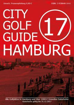 City-Golf Guide Hamburg 2017 von Puscher,  Frank