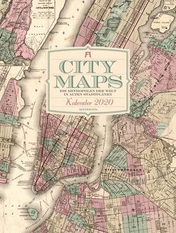 City Maps – Metropolen in alten Stadtplänen 2020