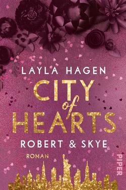 City of Hearts – Robert & Skye von Hagen,  Layla, Lamatsch,  Vanessa