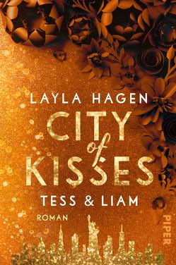 City of Kisses – Tess & Liam von Hagen,  Layla, Lamatsch,  Vanessa