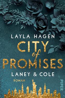 City of Promises – Laney & Cole von Hagen,  Layla, Lamatsch,  Vanessa