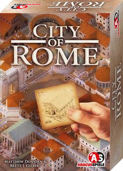 City of Rome von Dunstan,  Matthew, Gilbert,  Brett J., Hoffmann,  Martin, Stephan,  Claus