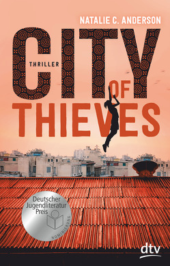 City of Thieves von Anderson,  Natalie C., Schaefer,  Beate