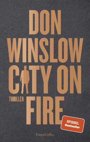 City on Fire von Lösch,  Conny, Winslow,  Don