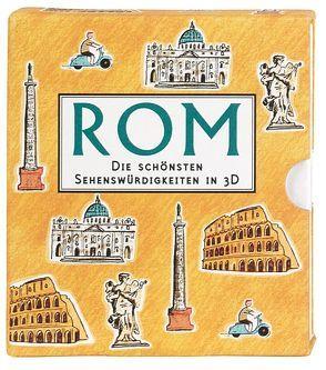 City Skylines Rom in 3D von Litten,  Kristyna, Reimann,  Anika