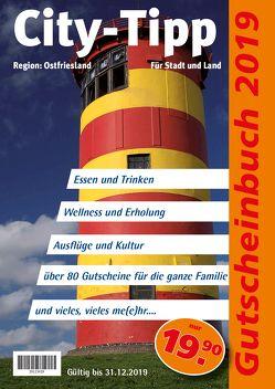 City-Tipp Gutscheinbuch Ostfriesland 2019