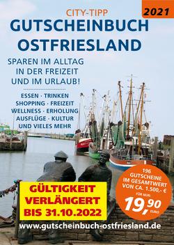 City-Tipp Gutscheinbuch 2021 Ostfriesland inkl. WHV