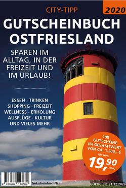 City-Tipp Gutscheinbuch 2020 Ostfriesland
