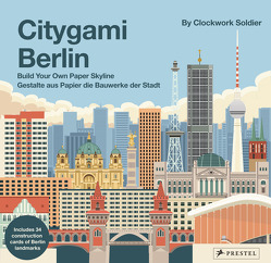 Citygami Berlin von Clockwork Soldier Ltd.