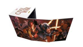 Civil War: Deluxe Collection von McNiven,  Steve, Millar,  Mark