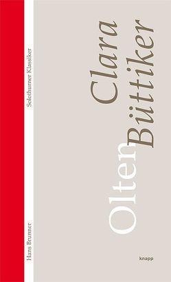 Clara Büttiker von Brunner,  Hans