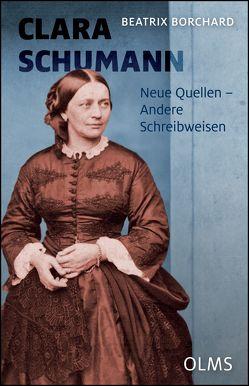 Clara Schumann von Borchard,  Beatrix