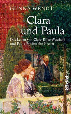 Clara und Paula von Wendt,  Gunna