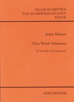 Clara Wieck-Schumann von Klassen,  Janina