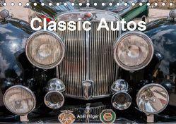 Classic Autos (Tischkalender 2019 DIN A5 quer) von Hilger,  Axel