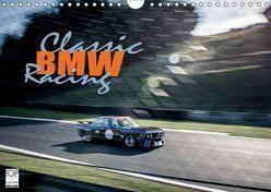 Classic BMW Racing (Wandkalender 2019 DIN A4 quer) von Hinrichs,  Johann