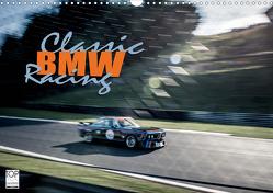Classic BMW Racing (Wandkalender 2021 DIN A3 quer) von Hinrichs,  Johann