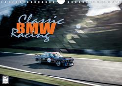 Classic BMW Racing (Wandkalender 2021 DIN A4 quer) von Hinrichs,  Johann